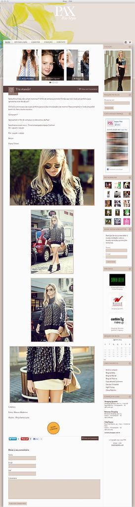 Blog - PAX